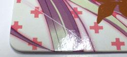 クリップボード印刷 光沢PP加工