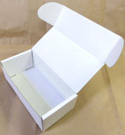 デッキケース印刷、ストレージボックス印刷 ふたを開けた状態