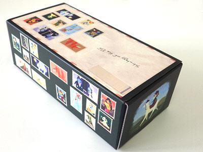 デッキケース印刷 ストレージボックス印刷