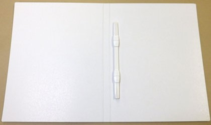 フラットファイル、レターファイルの内側
