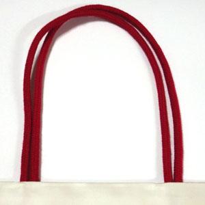 紙袋の紐 アクリルロープ
