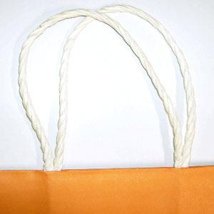 紙袋印刷OFJ式の手提げ紐 紙紐