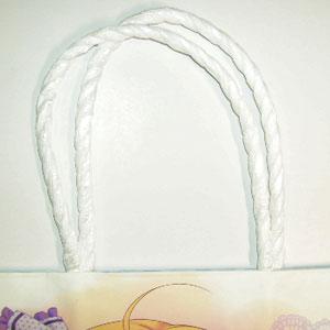 紙袋印刷OFJ式の手提げ紐 PPロープ