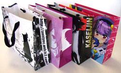 手提げ紙袋印刷
