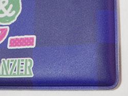ビニール クリップボード印刷